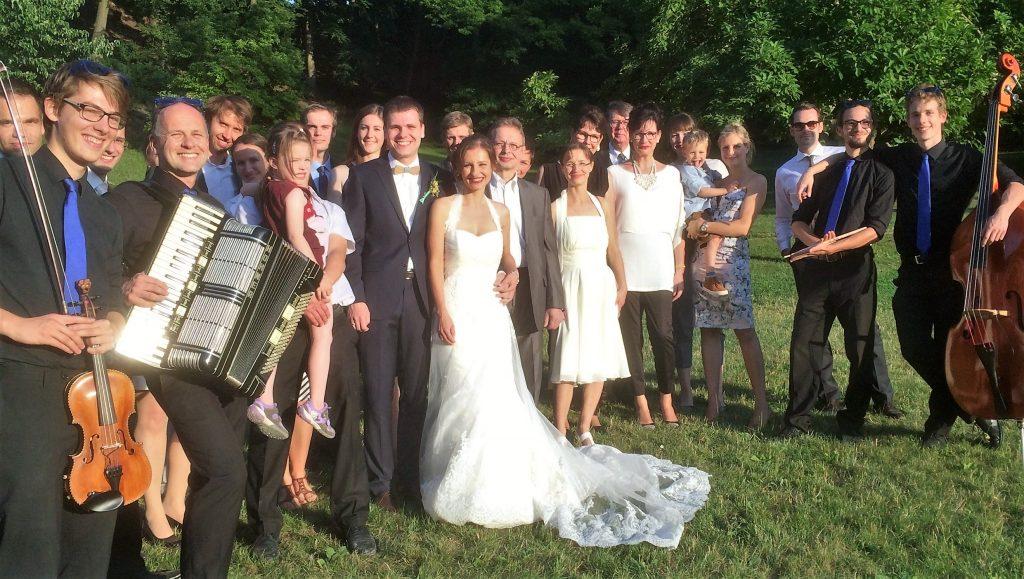 Hochzeit im Fürstenlager